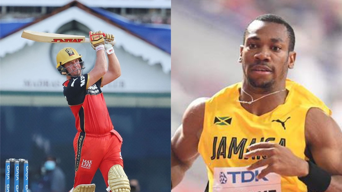 IPL 2021: AB de Villiers is on a different level, South Africa needs him- Jamaican sprinter Yohan Blake