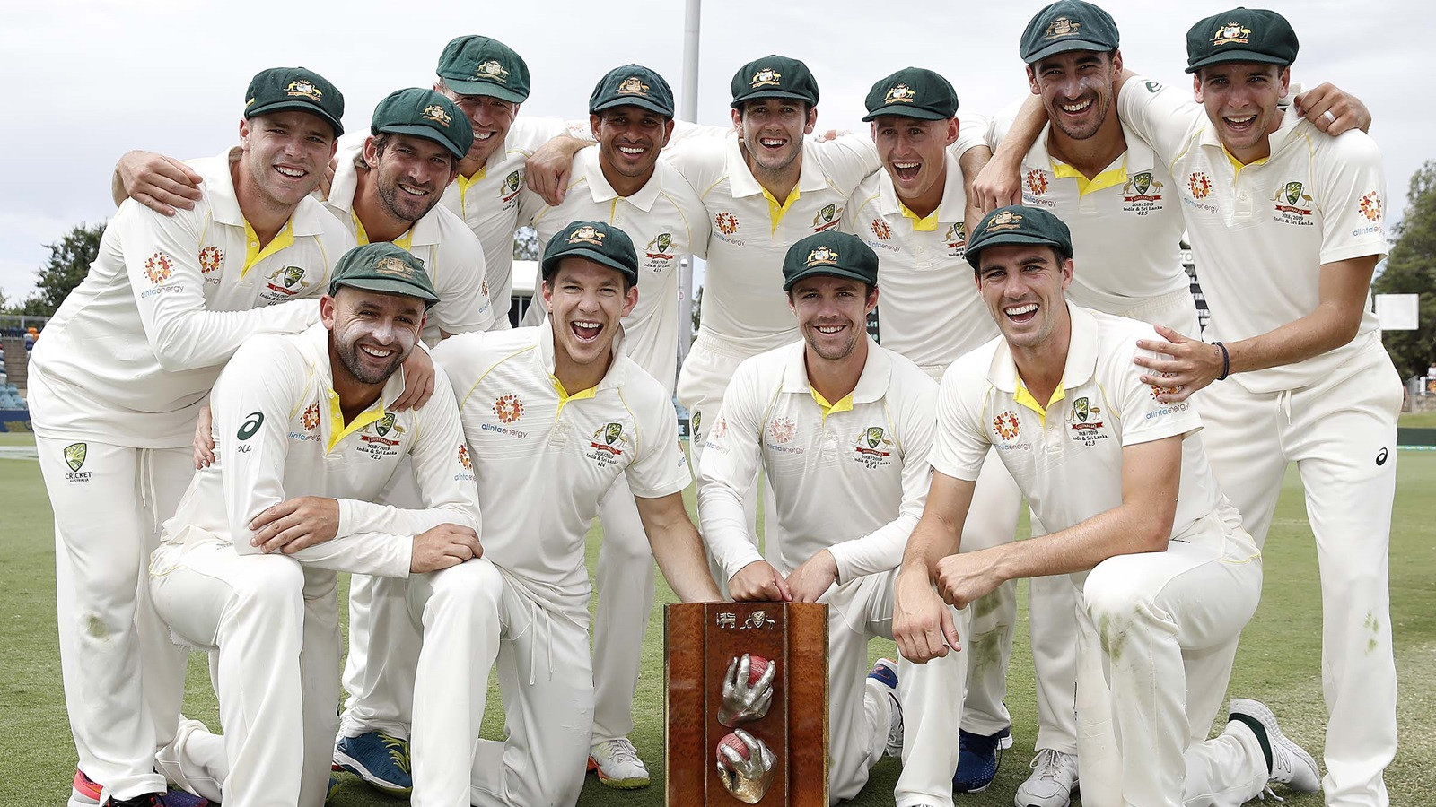 AUS v SL 2019 : Second Test - Statistical Highlights