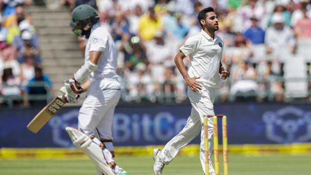 SA v IND 2018: 1st Test, Lunch – South Africa claw their way back in after Bhuvneshwar's triple strikes