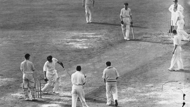 It's entirely my fault Bradman didn't average 100 in Test cricket, says his teammate Neil Harvey