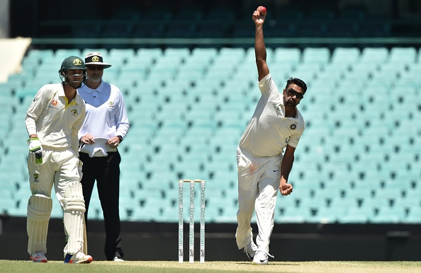Ravichandran Ashwin played only a Test match in Australia | Getty Images