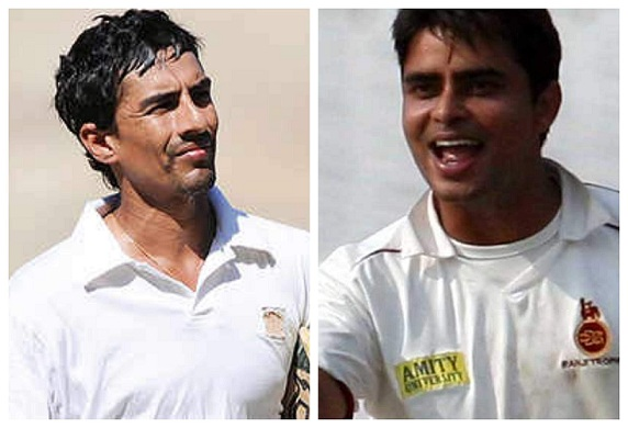 Former Delhi players Mithun Manhas and Rajat Bhatia have applied for various positions for senior Delhi team