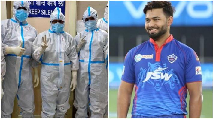 IPL 2021: Rishabh Pant dedicates DC's win over KKR to COVID-19 frontline warriors