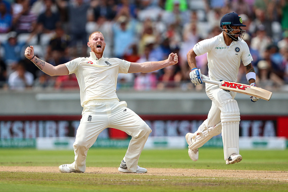 Ben Stokes is back in the England side after missing the Lord's Test | Getty