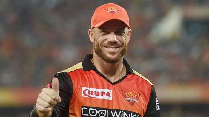 "IPL 2020: ""Honored to lead the Sunrisers Hyderabad again,"" says David Warner"