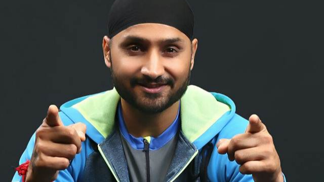WATCH: Harbhajan Singh impresses a BBC reporter with his way of calling her name