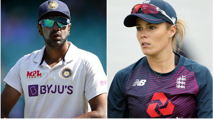 INDW v SAW 2021: Alex Hartley praises R Ashwin for his tweet on women's cricket match