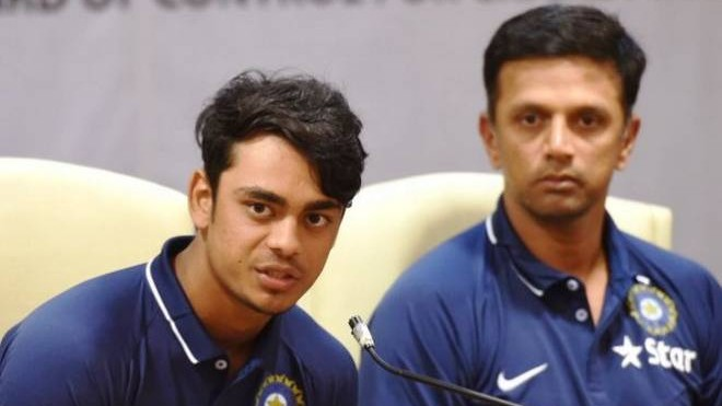 Ishan Kishan explains how Rahul Dravid's inputs and India A games helped him to improve his game