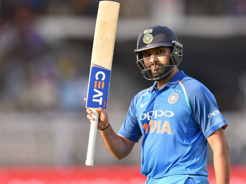 Rohit Sharma reached the 200 sixes mark in ODIs and won the Player of the series award