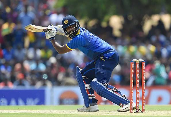 Perera scored 49 and played a counter attacking knock. (Getty)