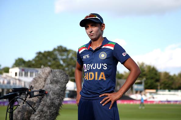 Harmanpreet Kaur to miss the first ODI against Australia | Getty