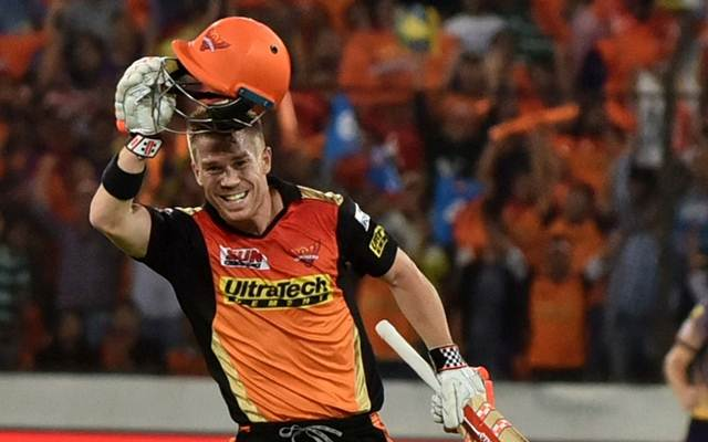 David Warner for SRH | IANS