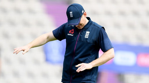 CWC 2019: England suffers injury scare as skipper Eoin Morgan injures himself