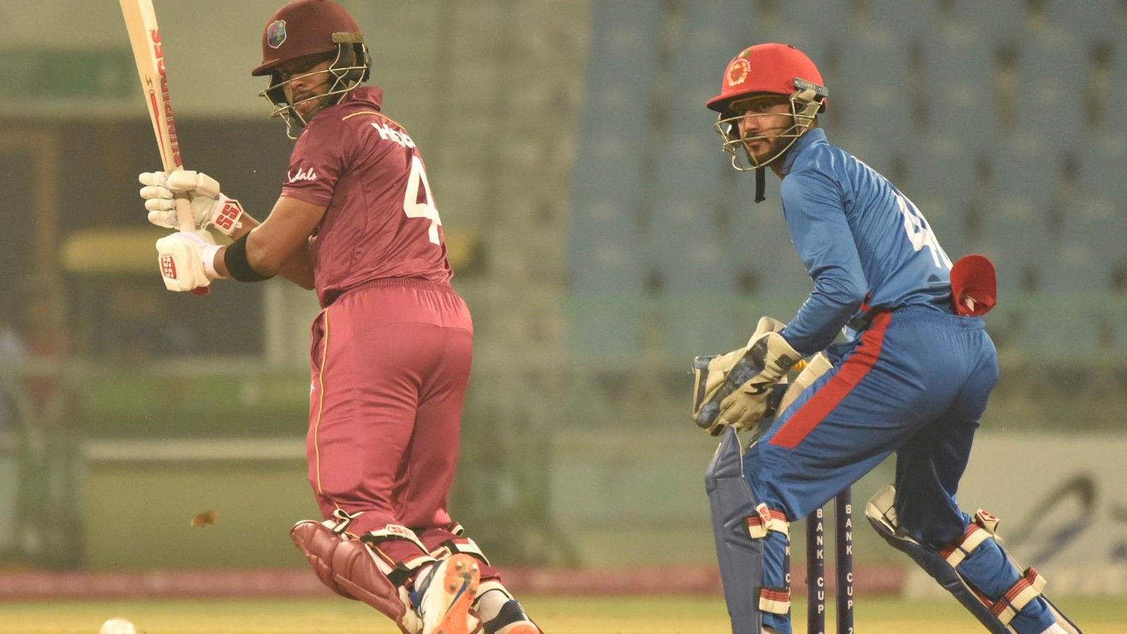 AFG v WI 2019: West Indies beat Afghanistan by 5 wickets in the final ODI to complete 3-0 whitewash