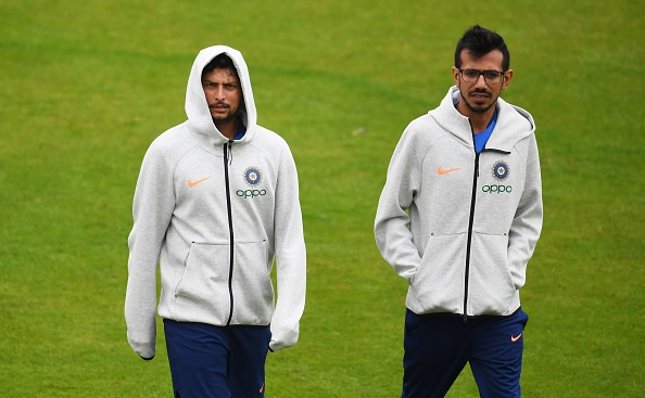 Kuldeep Yadav and Yuzvendra Chahal | Getty