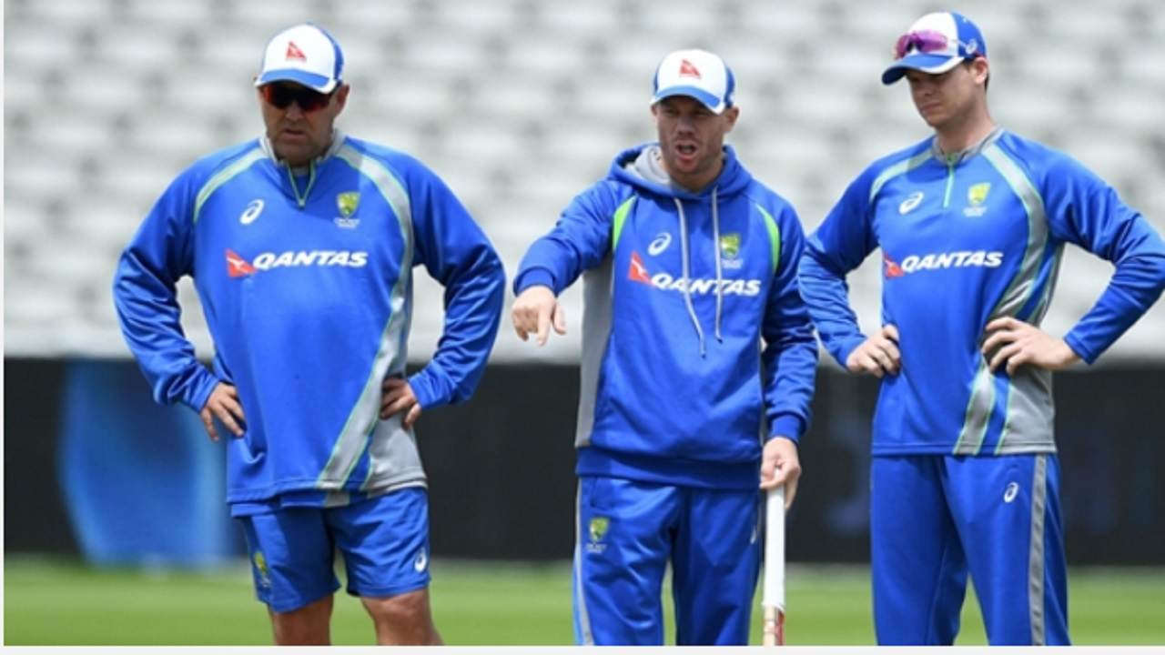 Lehmann feels Australia wouldn't miss Warner - Smith in the upcoming home series against SL. (AFP)