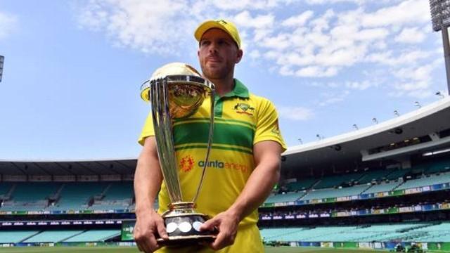 Aaron Finch plotting Australia's bid for 2023 World Cup title in India