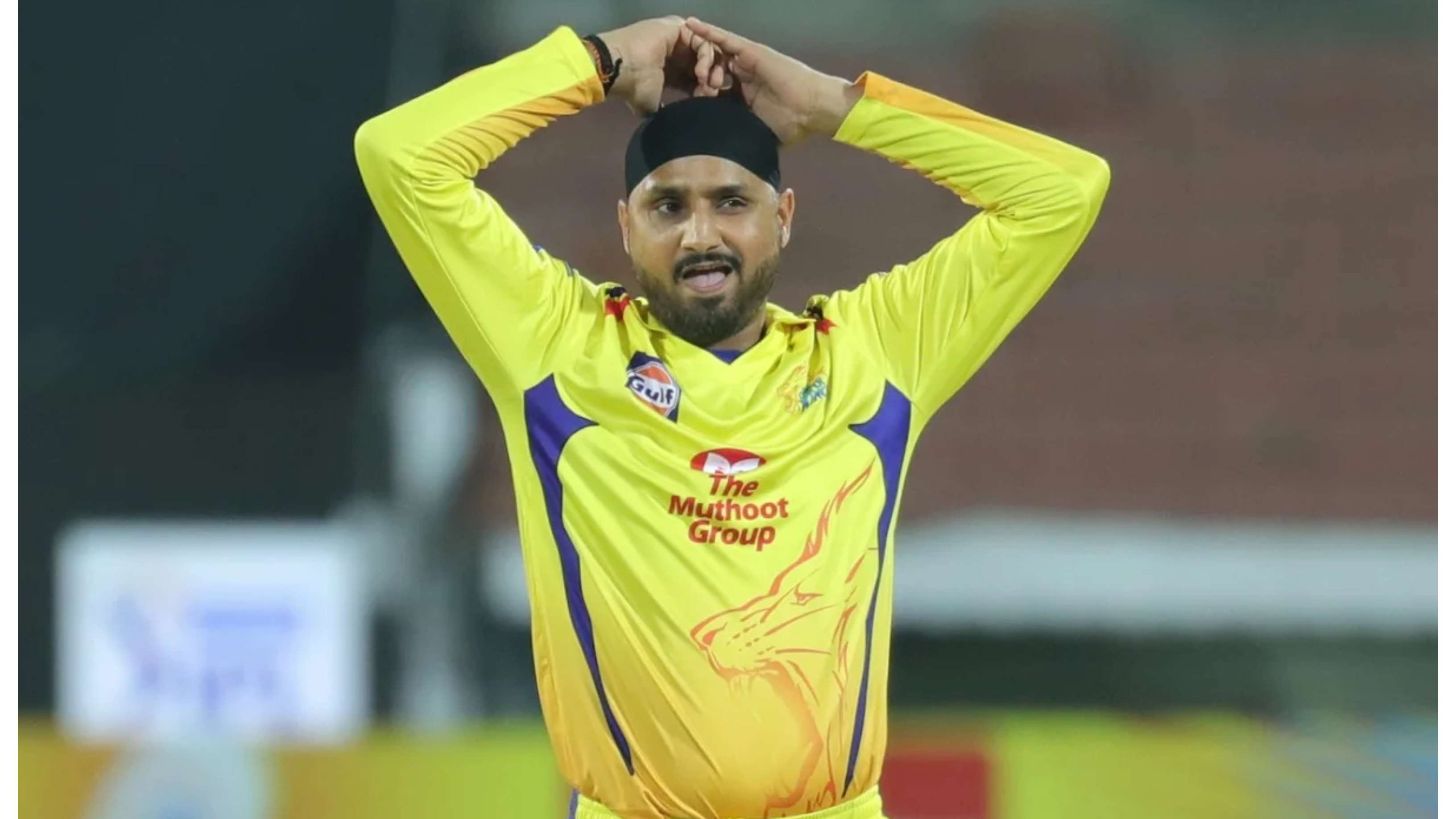 IPL 2021 Auction: Harbhajan Singh fails to attract a bidder in the auction