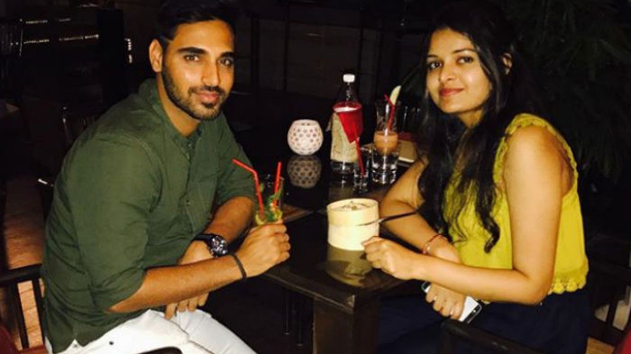 Bhuvneshwar Kumar denies reports of him becoming a father soon