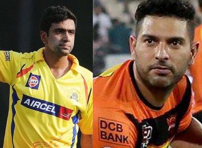KXIP: R Ashwin and Yuvraj Singh