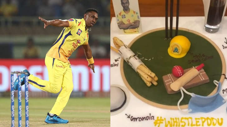 IPL 2020: WATCH - Chennai Super Kings give Dwayne Bravo a warm welcome on arrival in UAE