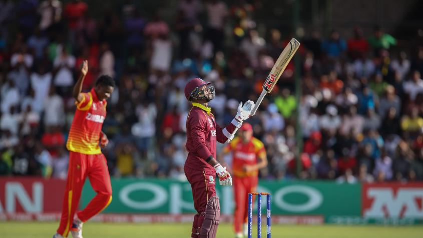 Samuels handed demerit points for breaching ICC Code of Conduct