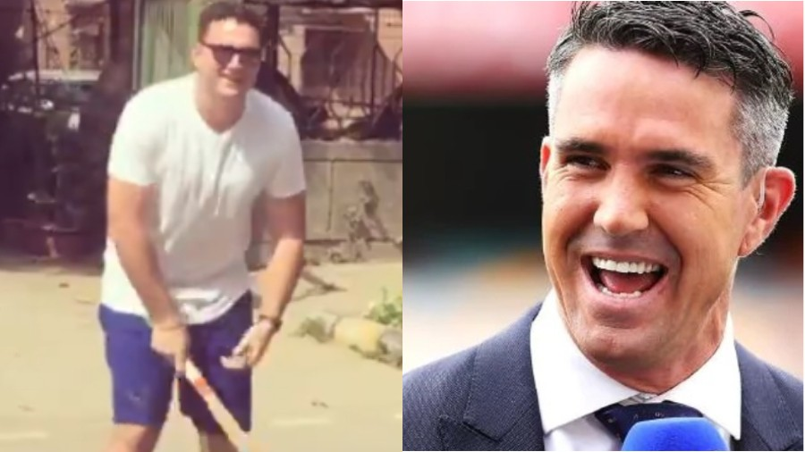 IPL 2019: WATCH- Kevin Pietersen makes fun of Graeme Smith after he posted his gully cricket clip