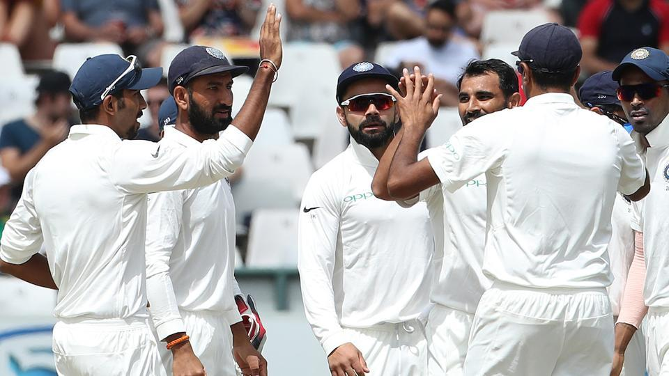 SA v IND 2018: Twitter reacts in amazement as India bowls out Proteas for 130; require 208 to win the Test