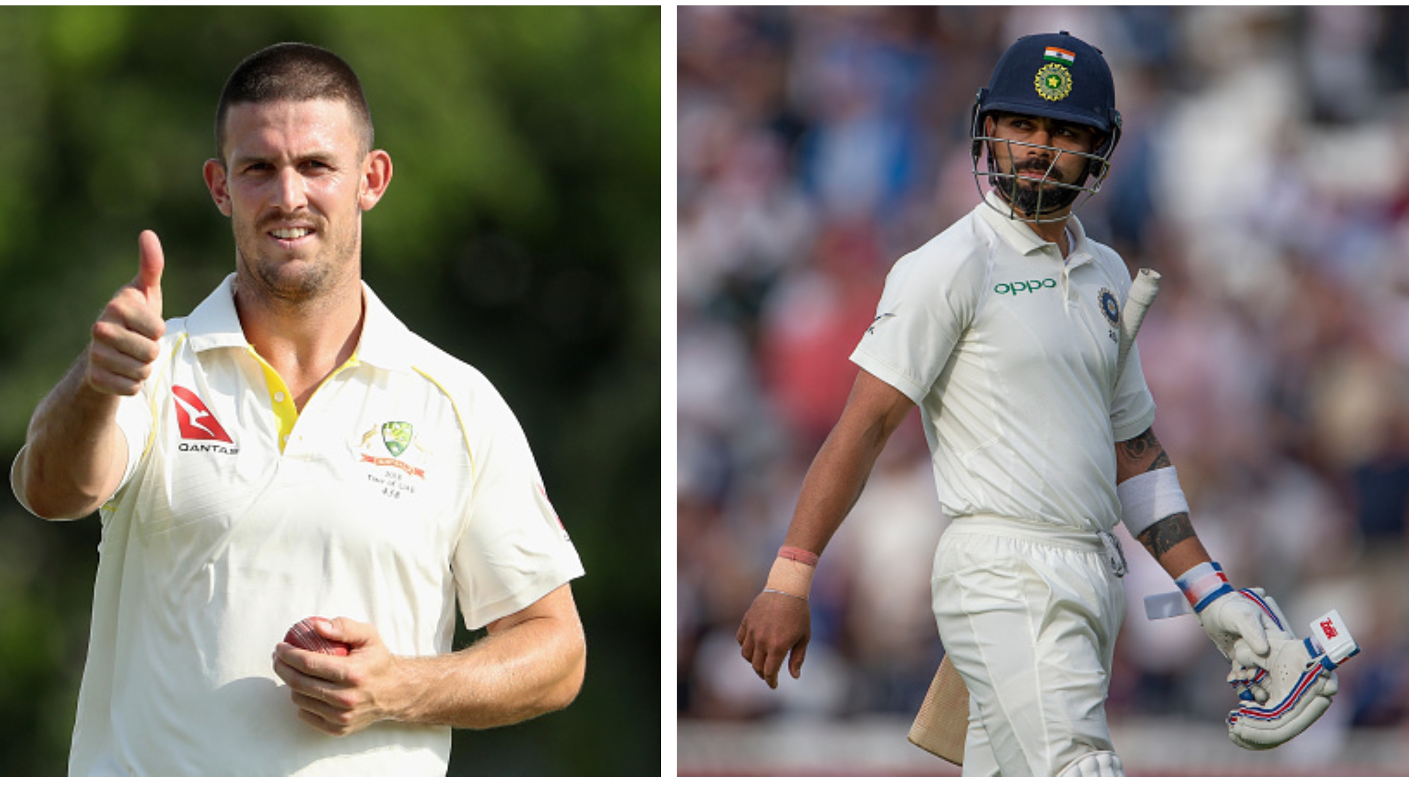 AUS v IND 2018-19: Plans firmly in place to stop Virat Kohli, warns Mitchell Marsh