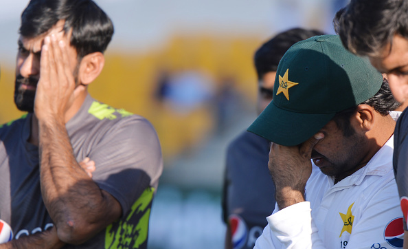 It really was a demoralising loss for Pakistan | Getty