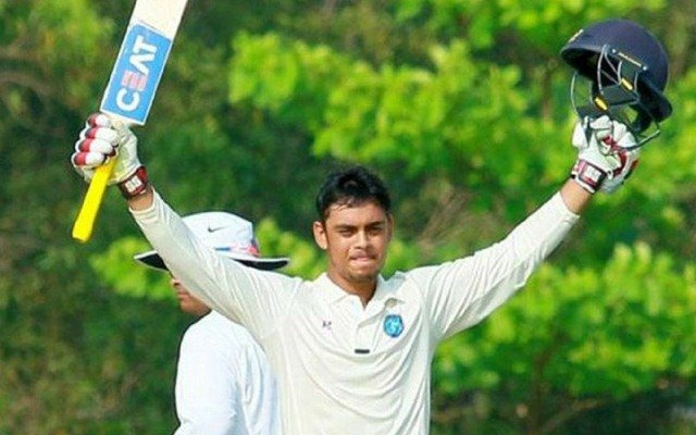 Ishan Kishan remained unbeaten on 55 in the second innings of Board President XI | Twitter