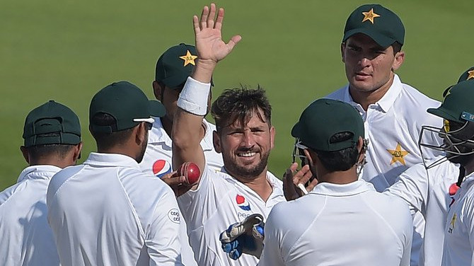 PAK v NZ 2018: Stats - Yasir Shah fastest to 200 Test wickets