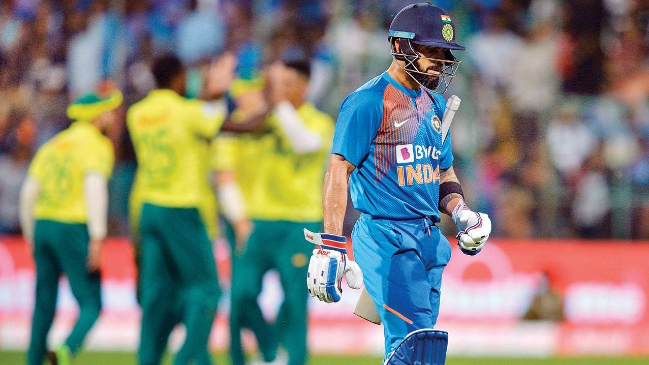 IND v SA 2019: Virat Kohli says India won't deviate from the template of opting to bat first