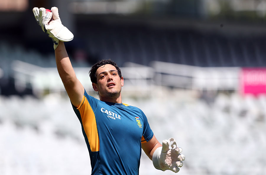 SA v IND 2018: Quinton de Kock to miss the remaining India series due to wrist injury