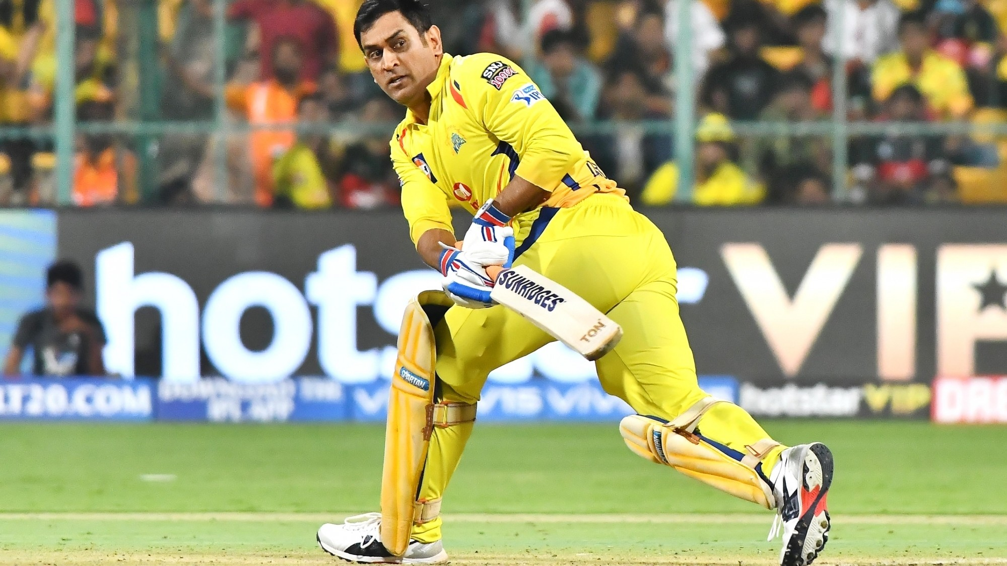 IPL 2019: Need to be careful with my dodgy back ahead of the World Cup, says MS Dhoni