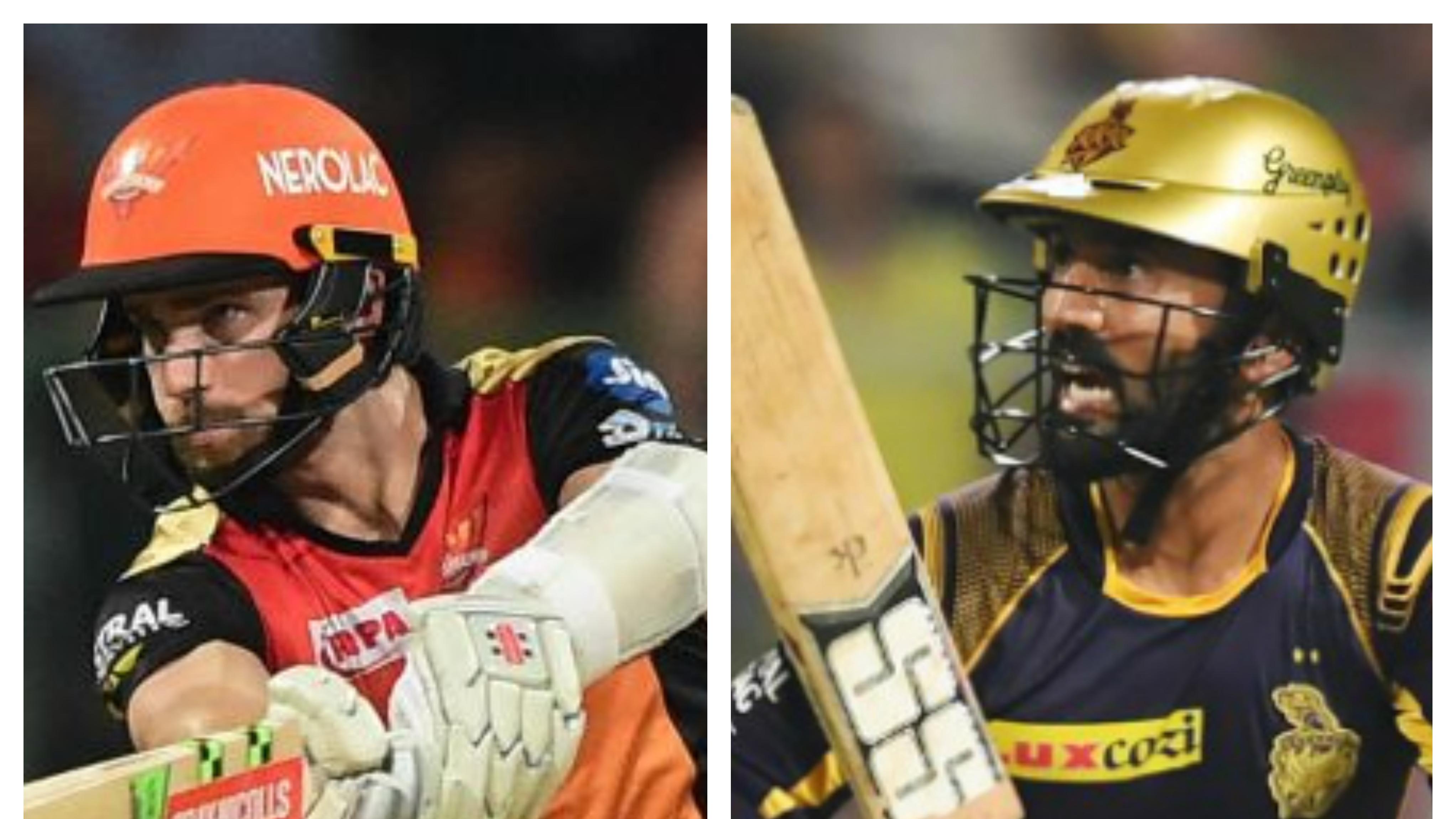 IPL 2018: SRH v KKR- प्लेऑफ में जगह बनाने के लिए आज हैदराबाद को हराने उतरेगी कोलकाता की टीम
