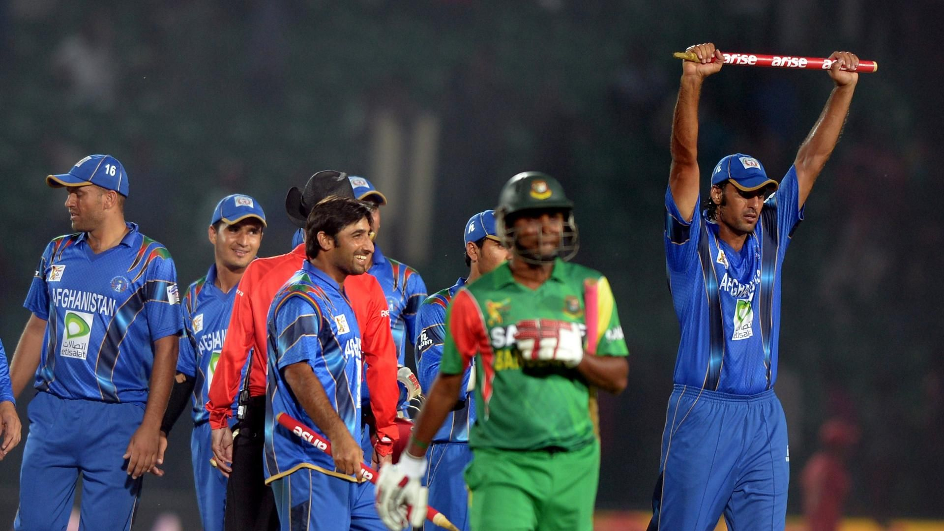 AFG vs BAN 2018 : T20I Series - Statistical Preview