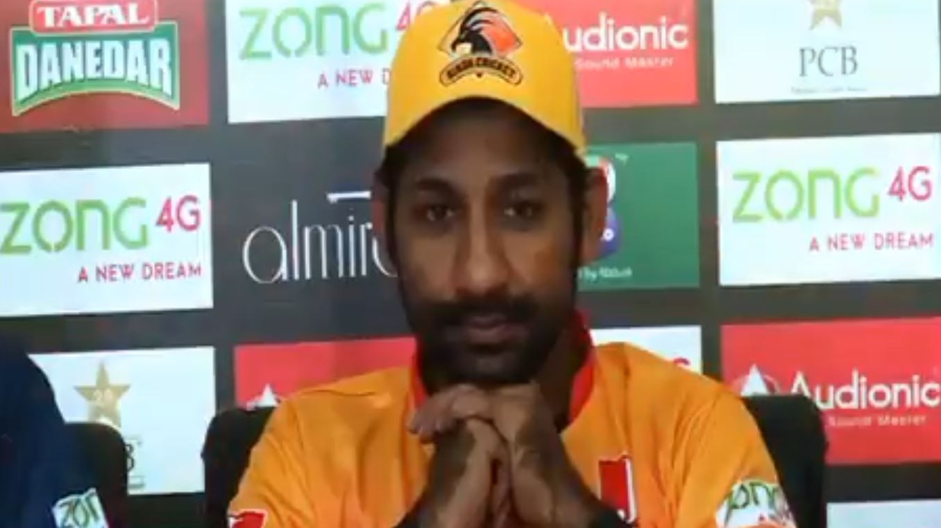 Sarfaraz Ahmed refuses to captain Sindh in National T20 Cup after being insulted during press conference