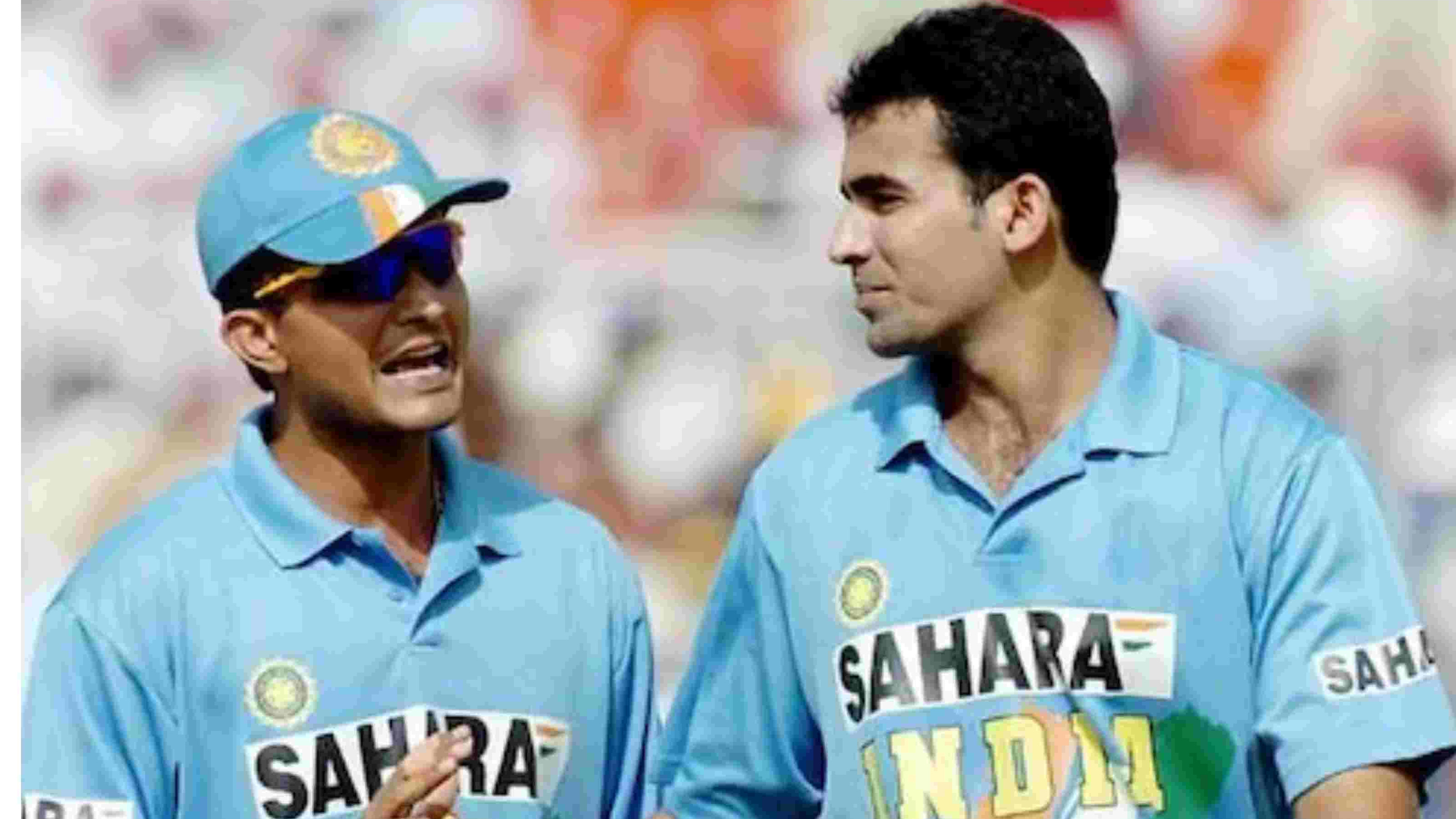Zaheer Khan agrees to lose weight on Sourav Ganguly's request