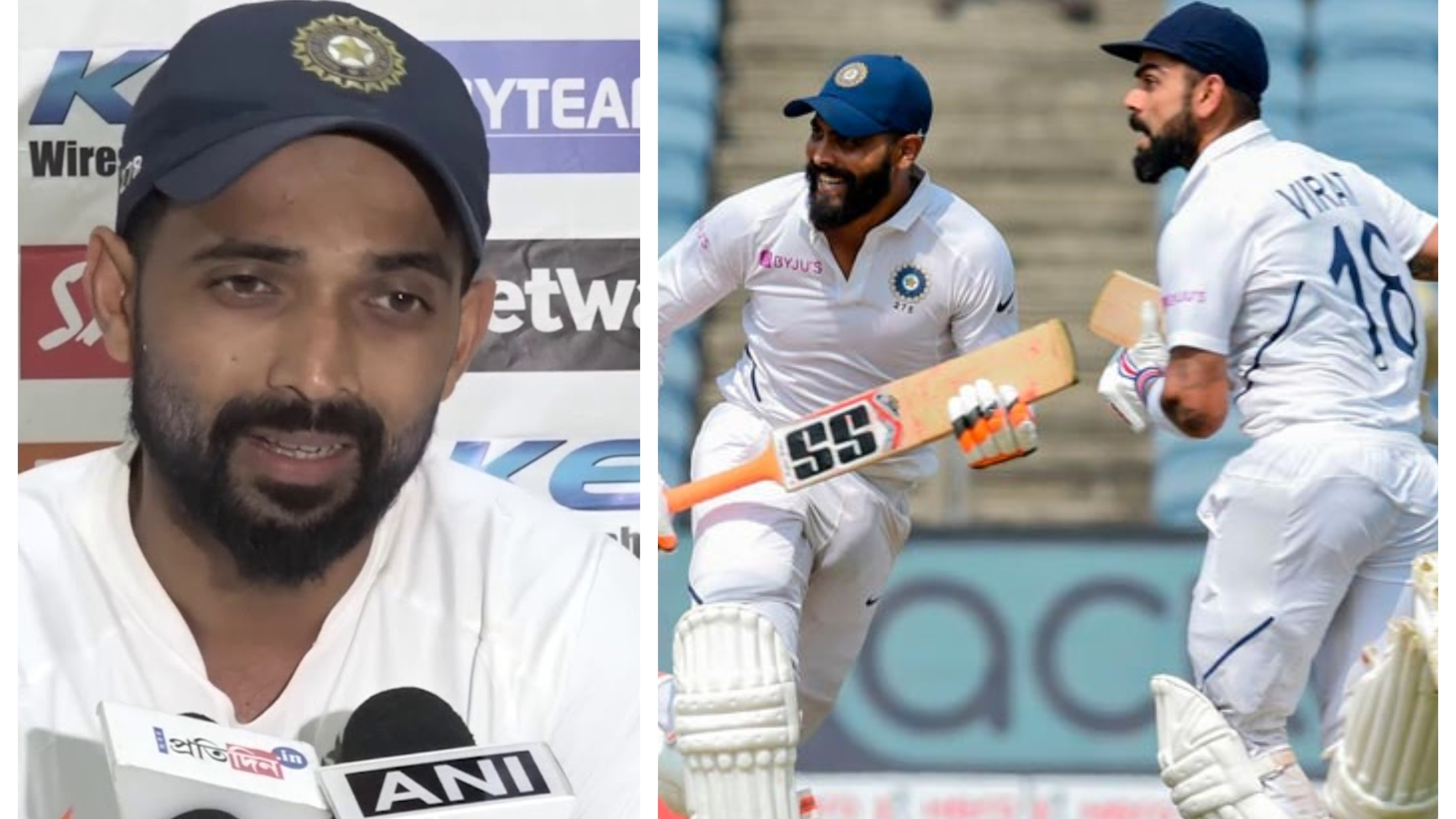 "IND v SA 2019: ""Don't think it's a 600+ wicket"", Rahane hails dazzling display of Kohli and Jadeja"