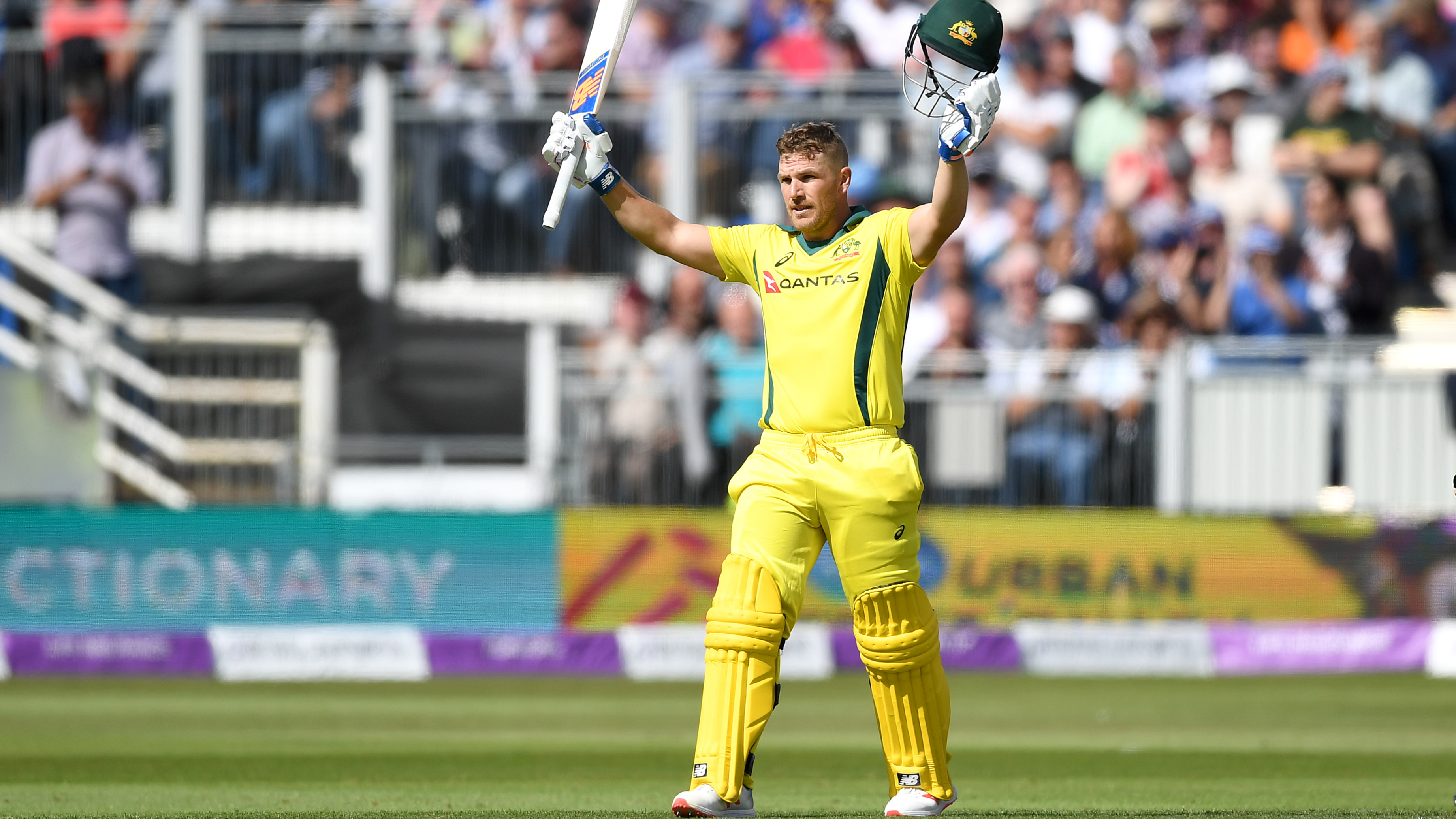 Aaron Finch sheds light on Australia's T20I development