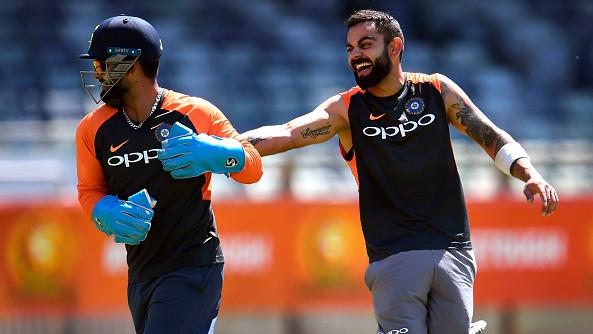 IPL 2019 : विकेटकीपर-बल्लेबाज रिषभ पंत को लगता हैं कप्तान विराट कोहली के गुस्से से डर