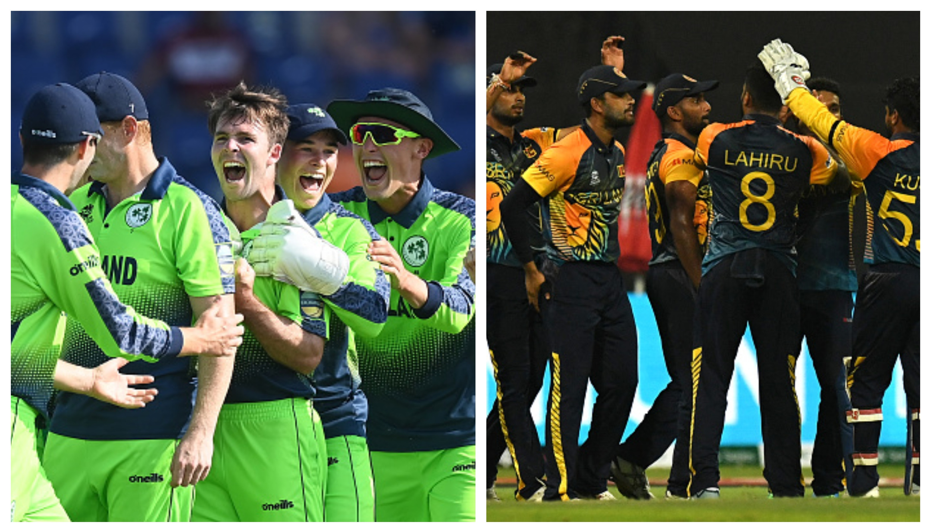 T20 World Cup 2021: Ireland outplayed Netherlands to register 7-wicket win; Sri Lanka crushed Namibia by same margin