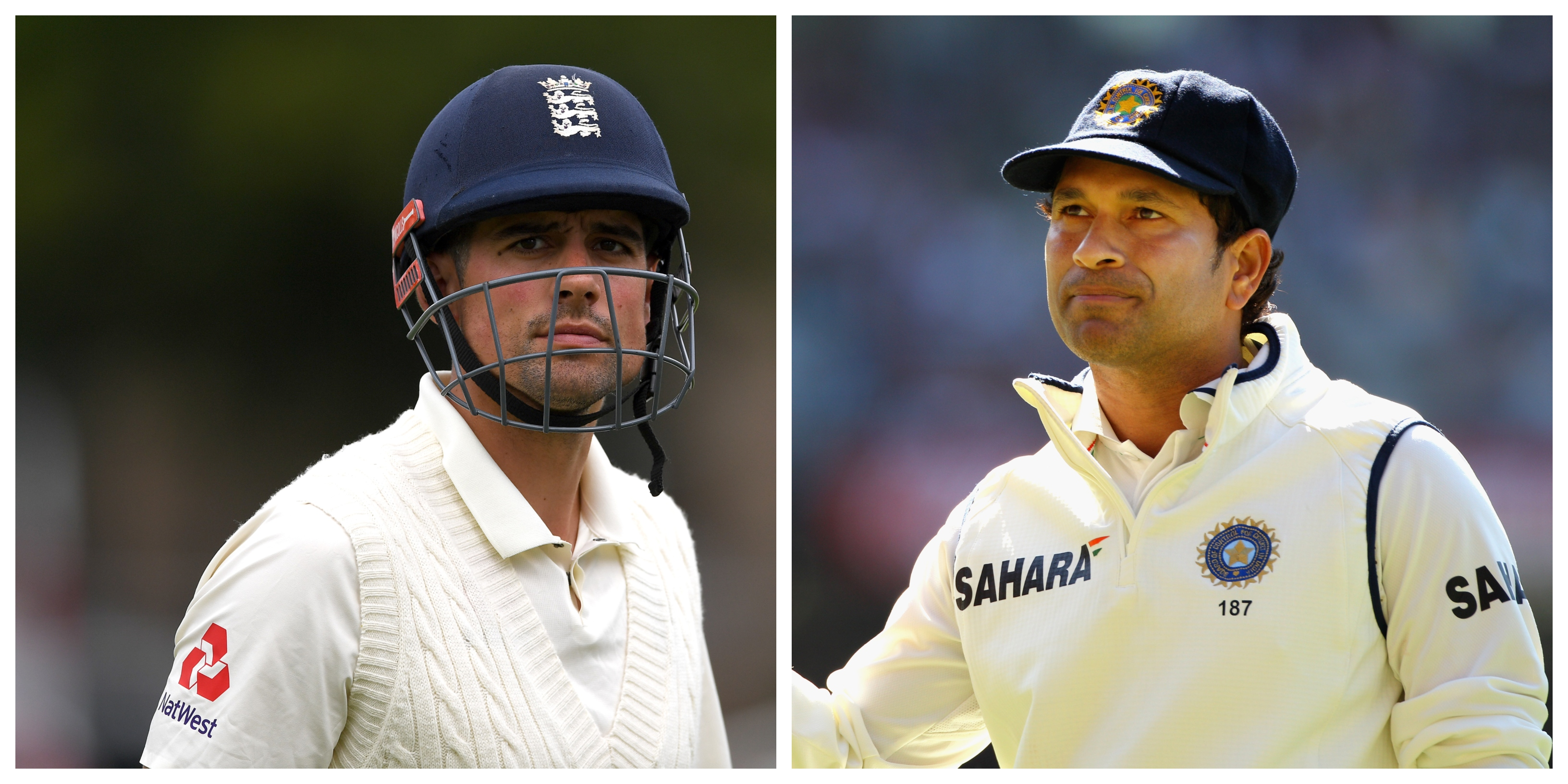 Cook and Tendulkar played Test Cricket against each other  | Getty