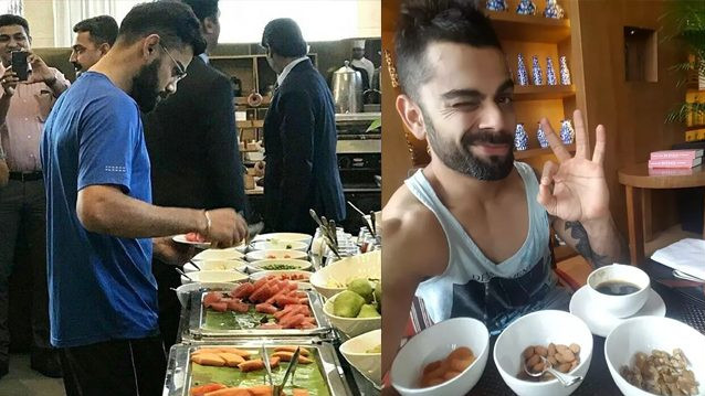 Twittersphere react over Virat Kohli giving up non-vegetarian food