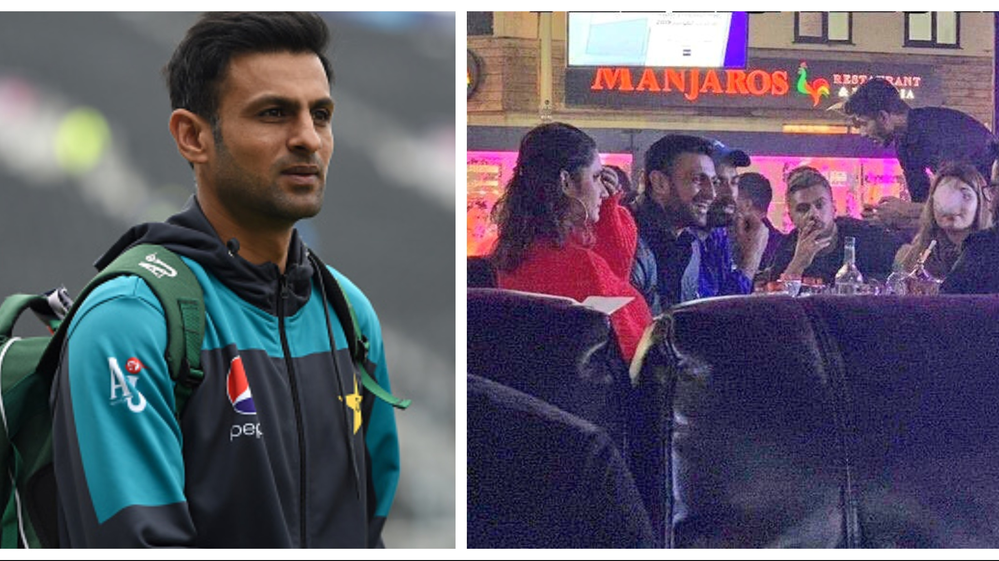 "CWC 2019: Shoaib Malik issues clarification on his viral ""smoking sheesha"" video before India clash"