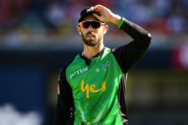 WATCH: Glenn Maxwell takes an unbelievable catch in BBL