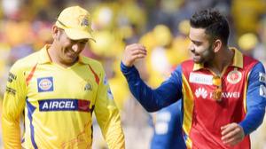 IPL 2018: आज धोनी की चेन्नई और विराट की बैंगलोर के बीच होगा बड़ा मुकाबला
