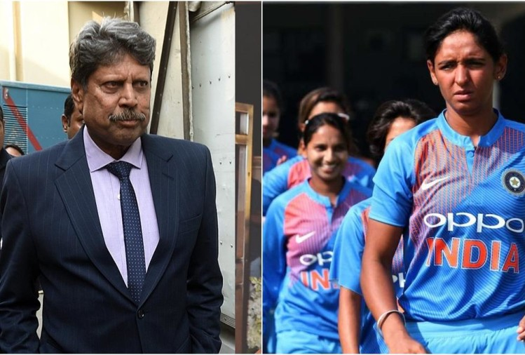 Kapil Dev among those who has been assigned to shortlist the next head coach of the Indian women's team | Getty Images