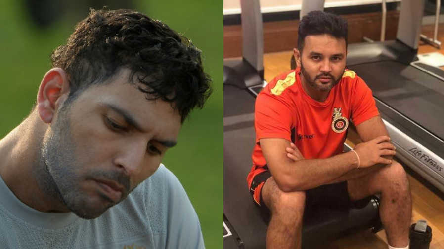 Parthiv Patel gives Yuvraj Singh an epic burn during an Instagram banter